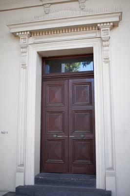 wollongong court house panel doors