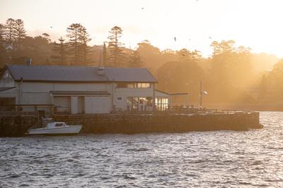 Kiama Harbour - sunset