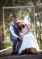 wedding photo swing