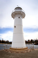 lighthouse at wollongong harbour