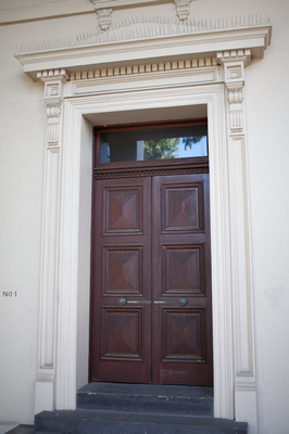 wollongong court house panel doors